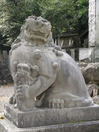 老松神社内野1