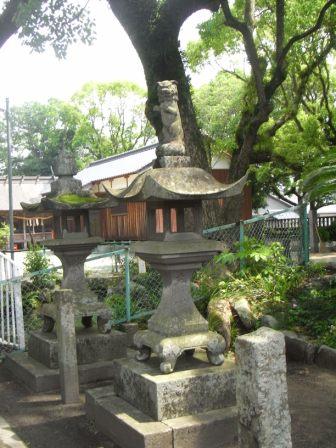 佐志八幡宮1