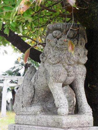 八幡神社糸田町4