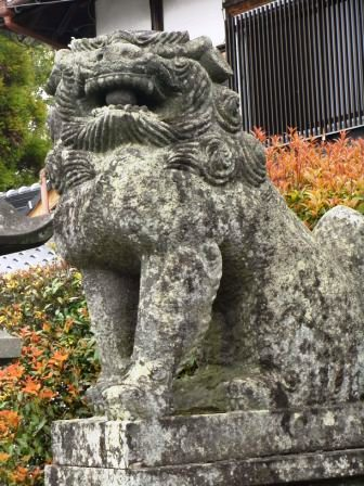 矢倉神社田主丸町