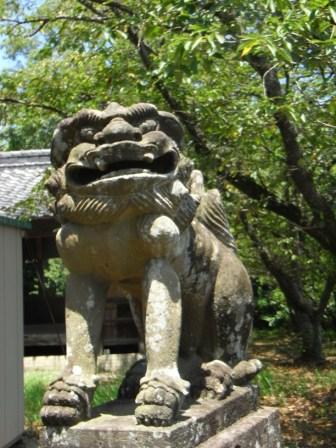 日吉神社直方1