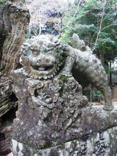 大樹神社有田1