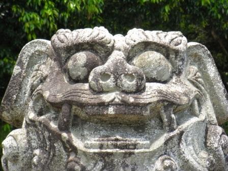 若八幡神社夏3