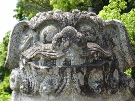 若八幡神社夏4