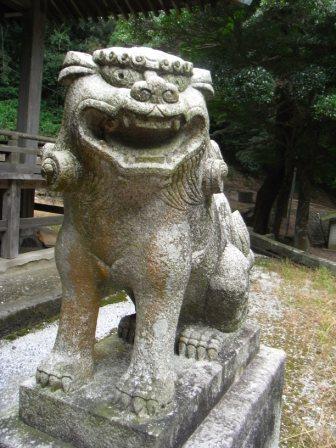 白鳥神社猪国9