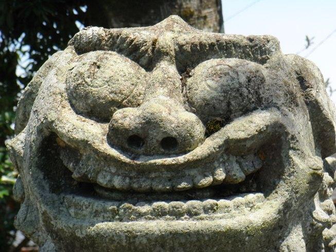 八坂神社玖珠2