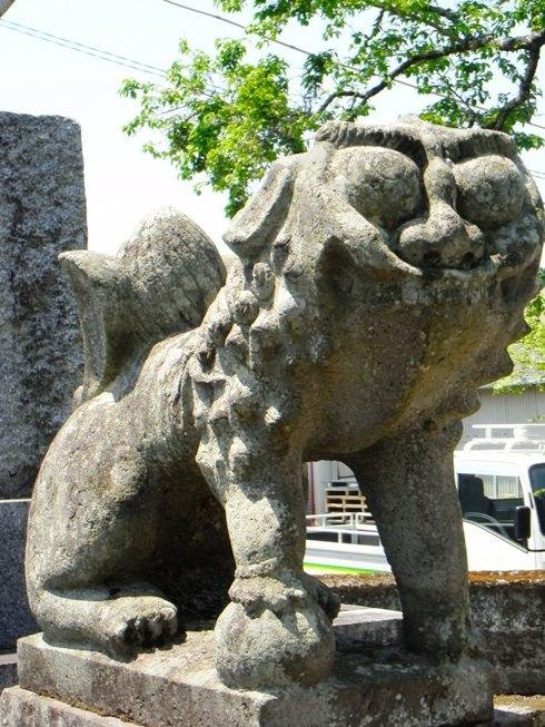 八坂神社玖珠4