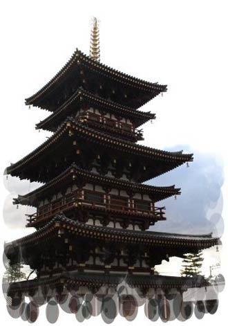 薬師寺・塔