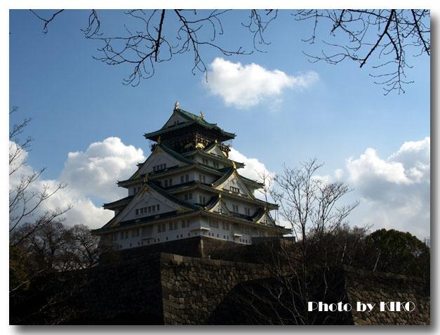 大阪城天主閣