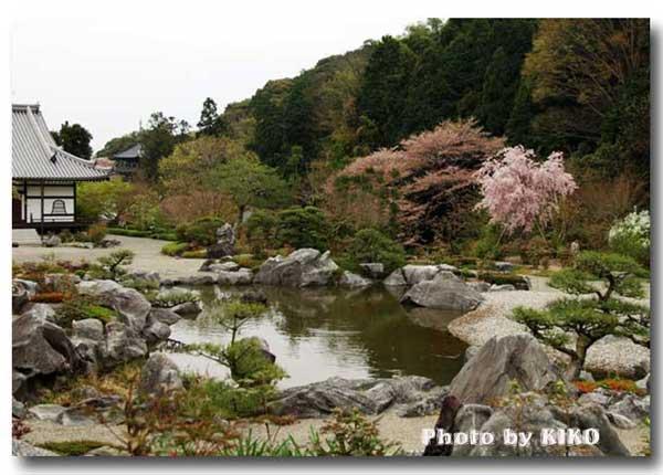 奥院・浄土庭園