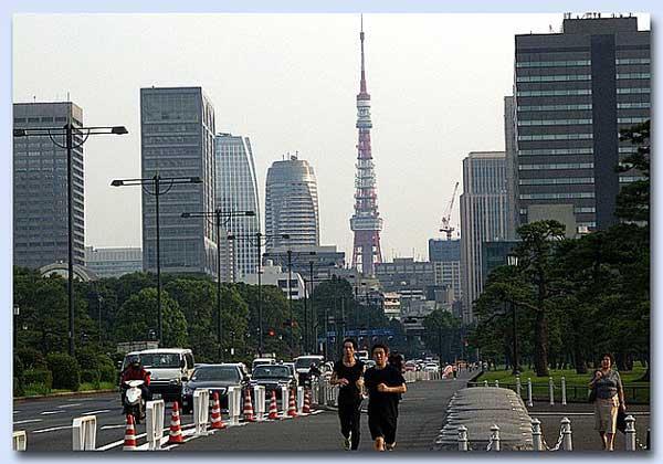 東京タワーも