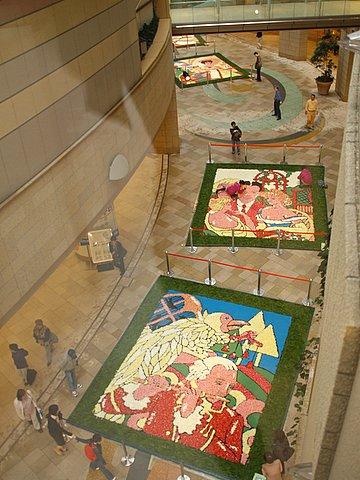 花の絨毯1