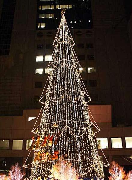 新梅田シチィのtree
