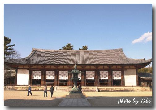 法隆寺大構堂