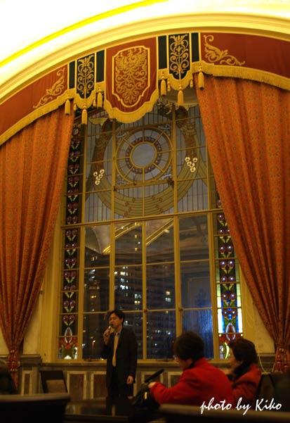 中之島中央公会堂・貴賓室