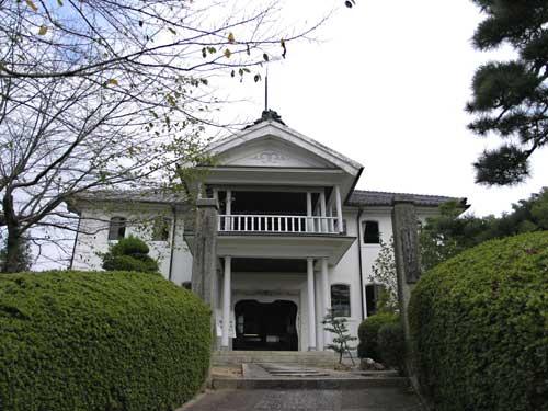 旧・小田小学校