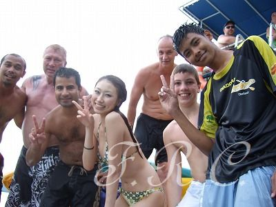 プーケット島でのシーカヌー予約はしまかぜ案内人まで