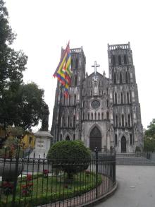 ハノイ大聖堂