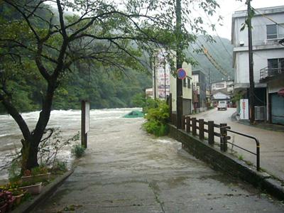 河原入り口