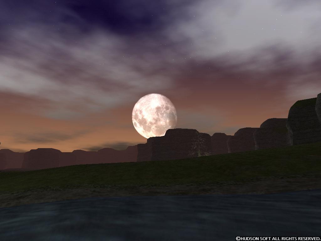 満月です^^