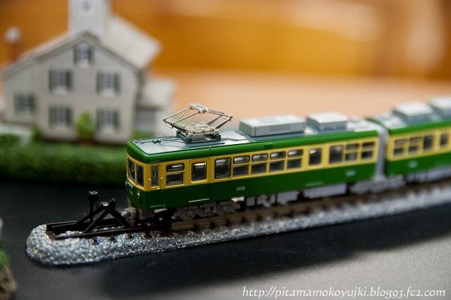 電車の模型110127_1