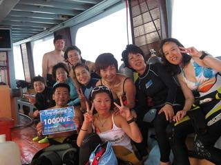 タイ|タオ島|ダイビング|ツアー