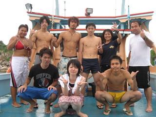 タイ|タオ島|ダイビング|オープンウォーターダイバー