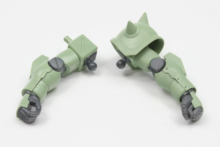 HGUC ザクII F2型 改修&ディティールアップ