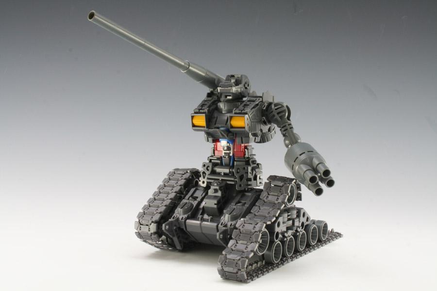 MG ガンタンク 素組みレビュー