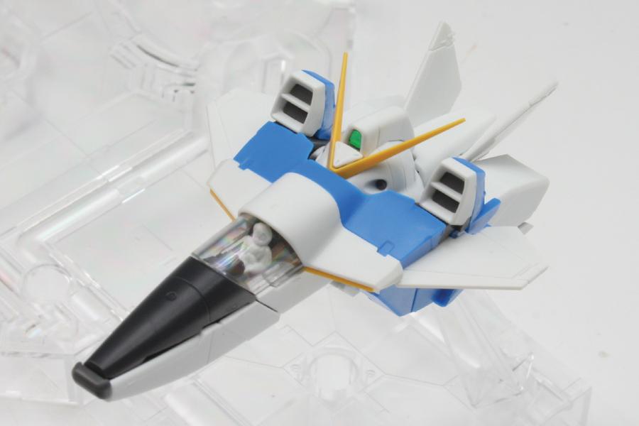 MG Vガンダム Ver.Ka 素組みレビュー
