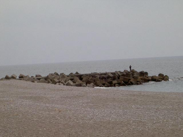 灰色の太平洋