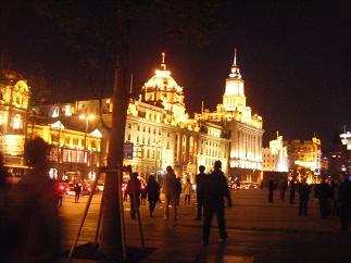 上海の夜景・3