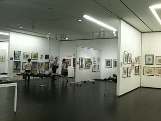合同作品展展示風景2