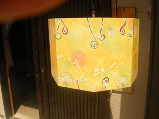 灯籠作品・2