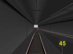 地下駅を出たところ