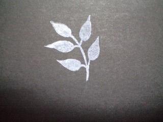 葉のはんこ2