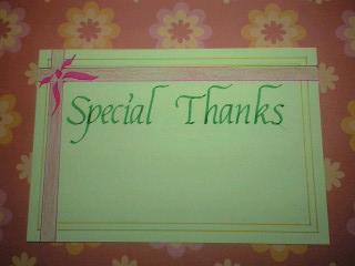 ありがとうのカード1