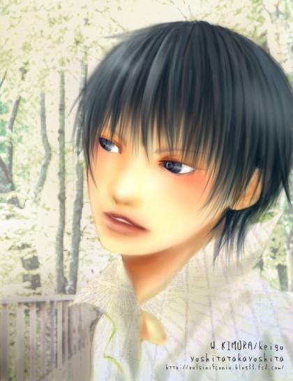 W.Kimuraの奎吾です・・・たぶん
