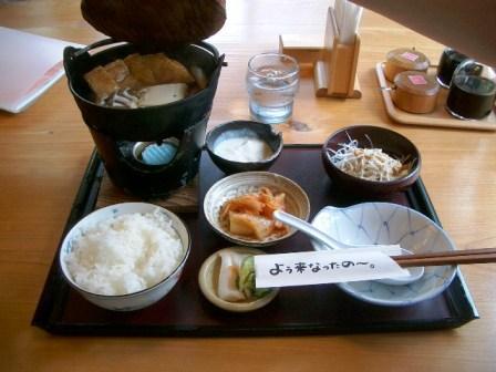 20080820鍋定食