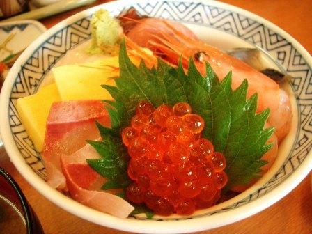 20080820海鮮丼