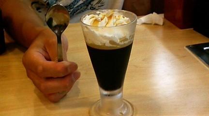 20080727コーヒーゼリー