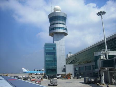200912仁川国際空港