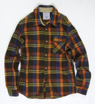 C:Wシャツ(ORGxBRN)_small