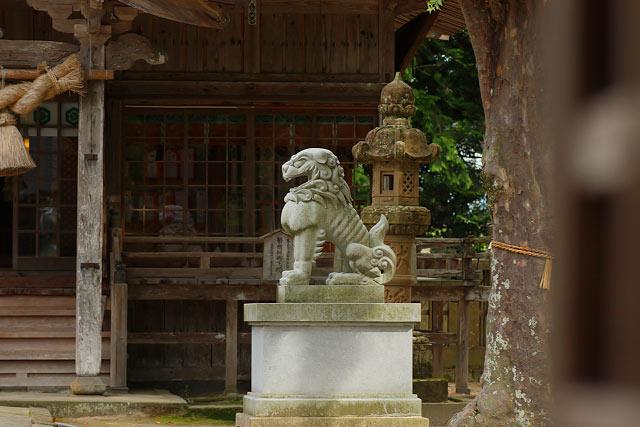 大神山神社~紫陽花