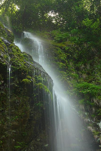 鳥取県東伯郡湯梨浜町北福「今滝」