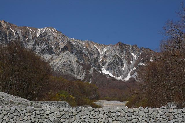 大山 桝水~二の沢