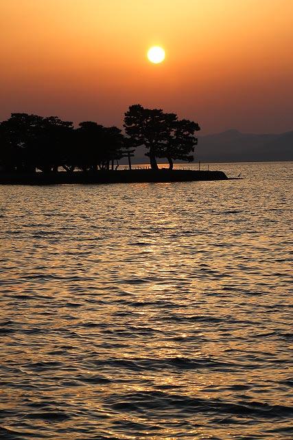 松江 宍道湖