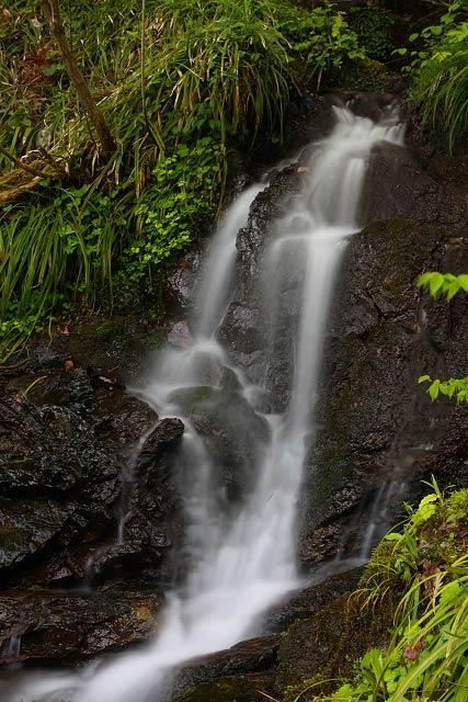 江府町~幻の七段滝