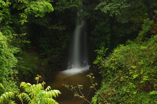 安来市広瀬町 塩滝