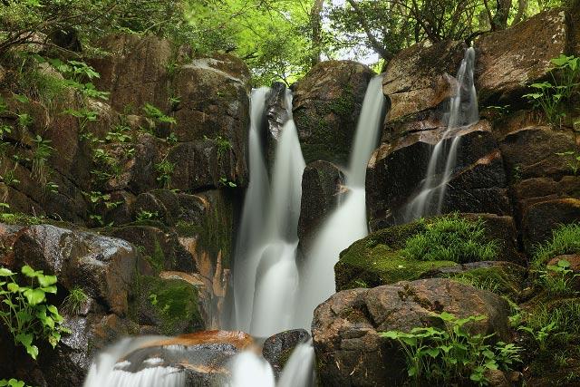 鳥取県日南町印賀~聖滝(前編:初夏)